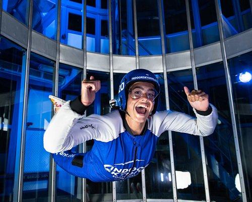 Ontdek de wereld van indoor skydiven!