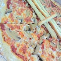 Pizza champiñon