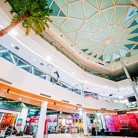 Our Main Atrium with Aesthetic Skylight