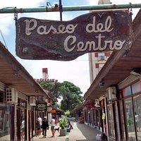 """Galerìa Comercial """"Paseo del Centro"""": San Bernardo del Tuyù, Partido de la Costa, Pcia. Bs.As- Argentina 2020."""