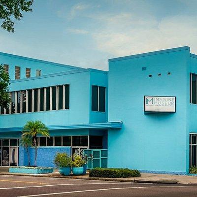 Imagine Museum 1901 Central Avenue St. Petersburg, Florida 33713