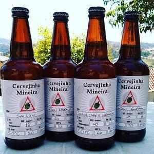 O Mestre Cervejeiro e Sommelier de Cervejas Ricardo Naif aguarda você para degustar a Cervejinha Mineira.