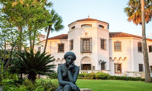 The McNay Art Museum, located in San Antonio and named for founder Marion Koogler McNay, is the first modern art museum in Texas.