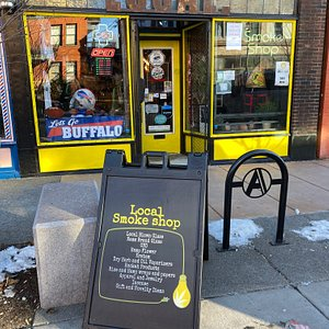 Local Smoke Shop