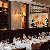 Mayflower Restaurant Interior