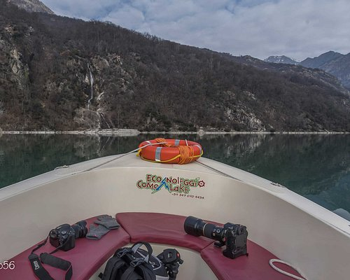 escursione in riserva naturale in barca elettrica