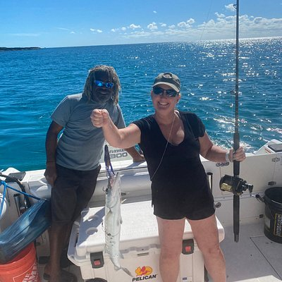 Catching Barracuda