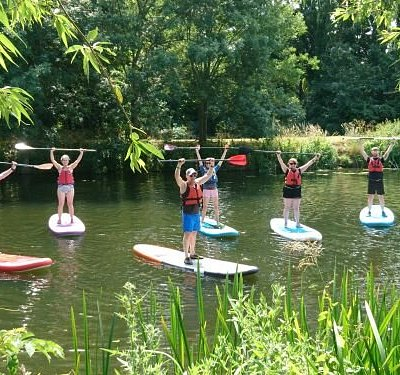 SUP Taster Session 2020