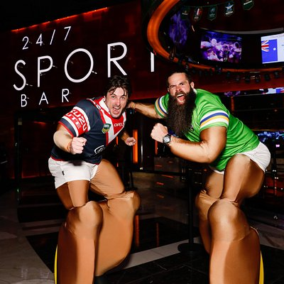 24/7 Sports Bar at The Star NRL Finals 2019