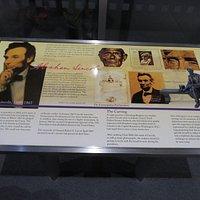 Lincoln Borglum visitor center
