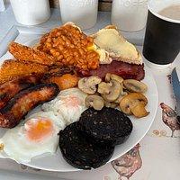 Best Breakfast around.