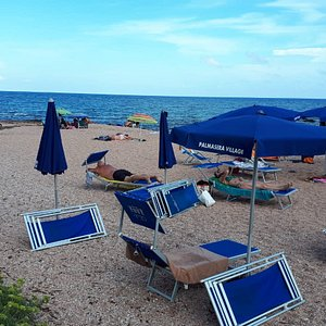 Strand von Palmasera in Cala Gonone
