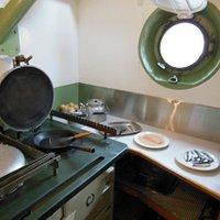 Una delle cucine