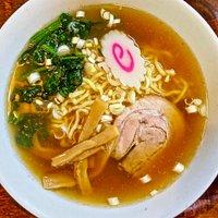 ラーメン  #あっさり #優しい #和風 #麺がぷりぷり #らーめん #ラーメン #中華そば #ramen #noodles #会津 #会津若松 #はちべえ