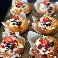 Berry delicious muffins