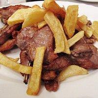 Asador Bodega del Río Restaurantes en Tirgo la Rioja