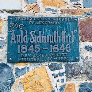 Auld Kirk Church