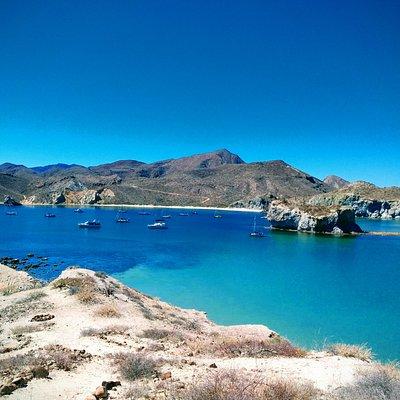 San Basilio Bay Loreto, Baja California Sur, Mex
