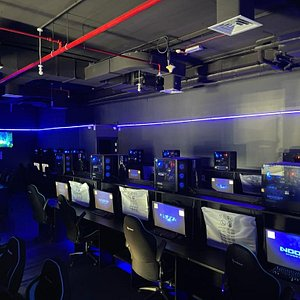 best gaming cafe in Abu Dhabi to game with the best promotions u can ever find in any gaming cafes