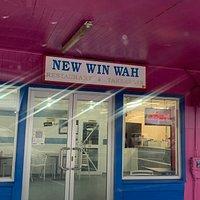 New Win Wah Taihape