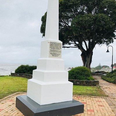 Troopers Thomas Barker & Geoffrey Brown Memorial