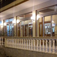 Εξωτερική Αυλή του Εστιατορίου