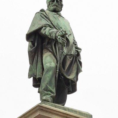 Statua di Giuseppe Garibaldi - 1