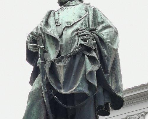 Statua di Giuseppe Garibaldi - 2