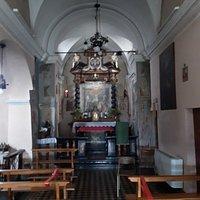 Chiesa di S. Antonio Abate - Parlasco.