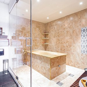 Make your skin feels silky and smooth with Hammam treatment.