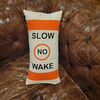 pillow for lake house