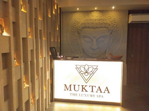 """""""There are some things in life where it's better to receive than to give, and massage is one of them"""" - Muktaa The Wellness Clinic & Luxury Spa Goregaon"""