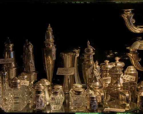 Gastronomie Nostalgie - Amsterdam Antique and Vintage Silverware