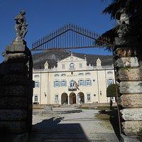 villa Carlotti, sede comunale