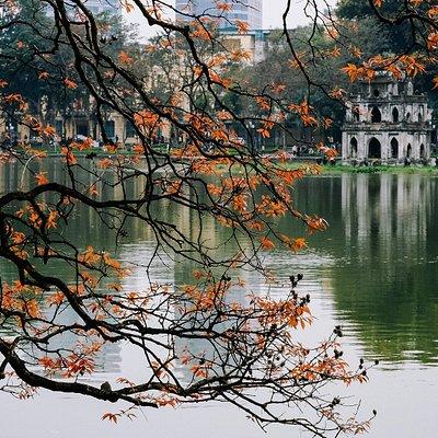 Hoan Kiem See, Hanoi