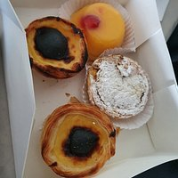 Pasteis De Nata and other treats
