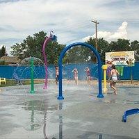 Richardson Hart Spray Park
