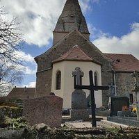 Eglise Saint-Martin de Bellenot-sous-Pouilly