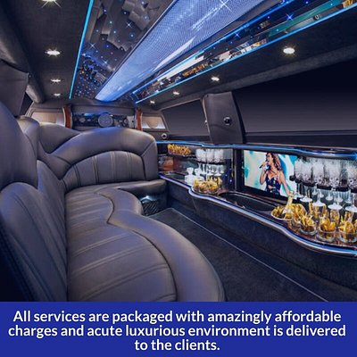 Our company started its journey in 1999 with an aim to offer affordable limousine rental services in Toronto. Since then we have successfully grown into a phenomenal ground transportation company with a very large and luxurious limousine and party bus fleet.  www.cheaplimousineservice.ca  6475576790