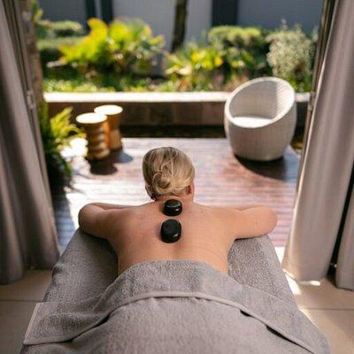 Camelot Spa SEVEN Villa Hotel & Spa Treatment Room