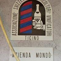 sign for the Azienda Mondó