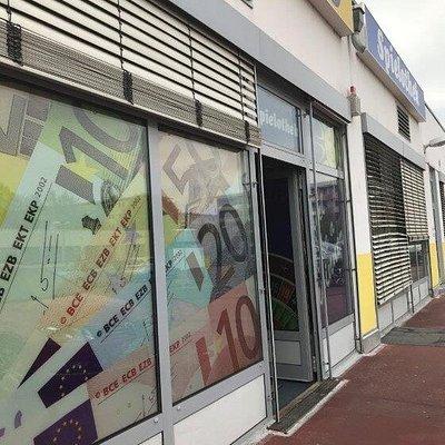 Kosmos center Zwickau - Enkaufszentrum - nákupné centrum
