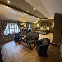 Room 10 - The new Suite.