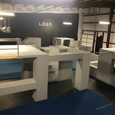 Leap Parkour Gym