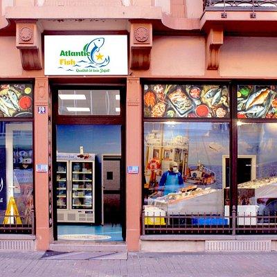 Vielfältige Auswahl an frischem Fisch von höchster Qualität und besten Meeresfrüchten in G5,10 in Mannheim. +49 (0)176 7210 4201