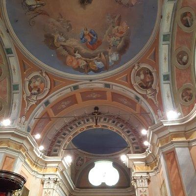 Chiesa di Santa Maria Assunta - Taceno.