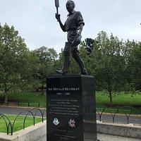 Sir Donald Bradman Statue