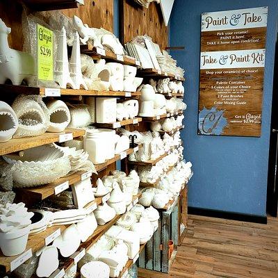 Paint & Take Ceramics