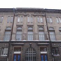 Здание Управления городского телефона и телеграфа,  Почтамтская ул., 15