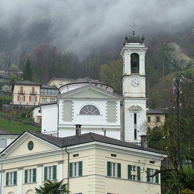 Chiesa di San Carlo Borromeo (Magadino - Ticino)